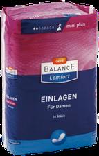 GEHE Balance Einlagen mini plus (10 x 16 Stk.)