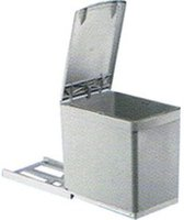 Wesco 755 280-85 Einbauabfallsammler 30 DT (1x16l)