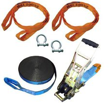 Slackstar Super Distance Slackline Set
