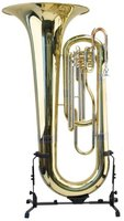 Steinbach Bb Marching Tuba mit Goldmessing Mundrohr