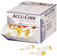 Roche Accu-Chek Safe T Pro Uno II (200 Stk.)