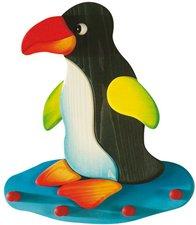 BabyPlus Garderobe Pinguin
