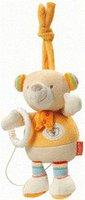 Fehn Mini Spieluhr Teddy Pfirsich