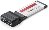 Equip USB 3.0 Express Card 2 Port (111832)
