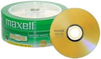 Maxell DVD+R DL 8,5GB 8x 25er Cake Box