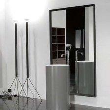 Antonio Lupi SFOGLIA50 rechteckiger Spiegel mit Rahmen 50 x 54