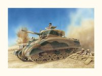 Dragon El Alamein Sherman (6447)