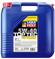 Liqui Moly Top Tec 4100 5W-40 20l