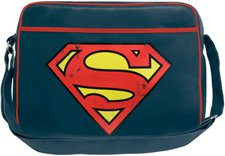 Logoshirt Superman-Logo Shoulder Bag