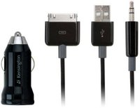 Kensington 2-in-1 Charger and AUX