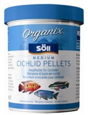 Söll Organix Medium Cichlid Pellets (270 ml)