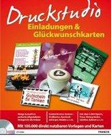 Franzis Druckstudio: Einladungen & Glückwunschkarten (Win) (DE)