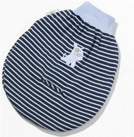 Easy Baby Jersey Strampelsack Stripes