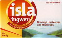 Engelhard ISLA INGWER Pastillen (120 Stk.) (PZN: 07237685)