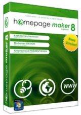 BHV Homepage Maker 8 Express (Win) (DE)