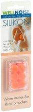 Wellnoise Ohrenstopfen Orange Blister (3 x 2 Stk.)