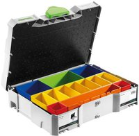 Festool Systainer SYS 2 VARI 487485 LxBxH 395x295x157,5