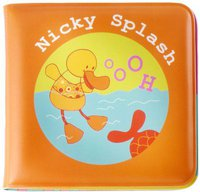 Lilliputiens Badebuch Nicky Splash (00715)