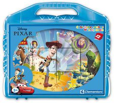 Clementoni Würfelpuzzle Disney Pixar (41147)