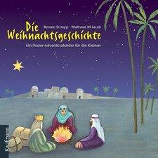 Kaufmann Die Weihnachtsgeschichte Adventskalender