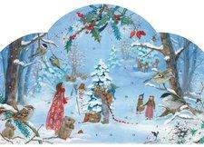Urachhaus Die Elfe feiert Weihnachten Adventskalender