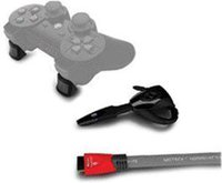 Gioteck PS3 Essentials Pack