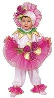 Blümchen Baby-Kostüm
