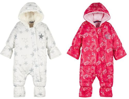 Baby Winter Overall