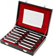 Harley Benton Blues Harp Set