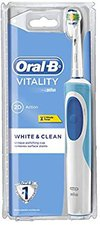 Oral-B Vitality D 12.513 W White and Clean