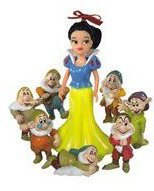 Character Options Princess Mini Schneewittchen und die 7 Zwerge