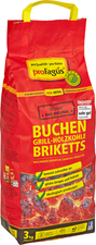 ProFagus Grillis Buchen Grill-Holzkohlebriketts 3 kg