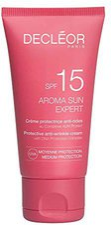 Decleor Aroma Sun - Protective Anti-Wrinkle Cream SPF15 (50 ml)