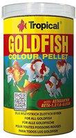 Tropical Goldfish Colour Pellets (1200 ml)