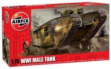 Airfix WWI Male Tank (01315)