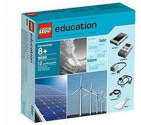 LEGO Mindstorms Erneuerbare Energie 9688