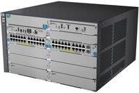 Hewlett Packard HP E8206-44G-POE+/2XG V2