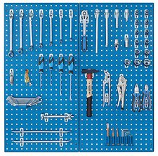 Gedore Werkzeugtafel mit Hakensortiment (1450 -1151 M)