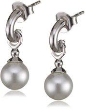 Pasionista Ohrringe weiße Perle (604756)