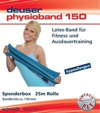 Schmidt-Sports Physio Band 150 (111 421, grün)