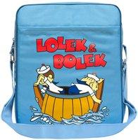 Logoshirt Lolek & Bolek Schultertasche hoch