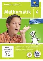 Schroedel Alfons Lernwelt: Mathematik 4 Ausgabe 2009 (Win/Mac) (DE)