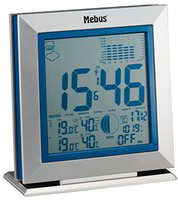 Mebus 88211 funkgesteuerte Wetterstation