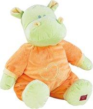 Playtastic Kuschel-Spieluhr Hippo mit LED-Lichtspiel