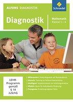Schroedel Alfons Lernwelt Diagnostik Mathematik 1-4 Ausgabe 2008 (Win/Mac) (DE)