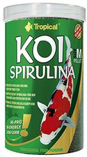 Tropical Koi Spirulina Pellet m (medium) (1 Liter)