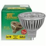 TS-ELECTRONIC LED 3W GU5,3