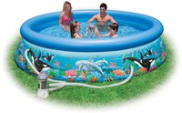 Intex Pools Ocean Reef 54906 Swimming Pool