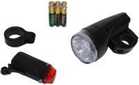 Intertec Profex LED-Batterieleuchten-Set 15 Lux