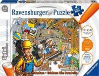Ravensburger tiptoi: Puzzeln, Entdecken, Erleben - Die Baustelle